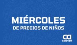 MIÉRCOLES DE CINEART